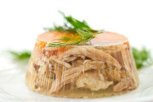 Recipe: Poultry Aspic for Your Dog!