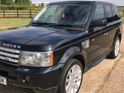 This Used Range Rover Sport Is A 385bhp, £6k Bargain All-Rounder