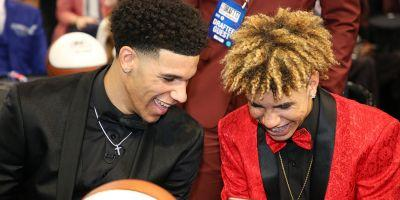 Lonzo Ball and LaMelo Ball Drop Triple-Doubles On The Same Day