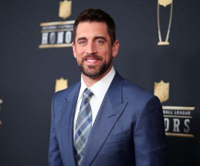 Aaron Rodgers' Quote About His Shailene Woodley Engagement Is Peak Cute