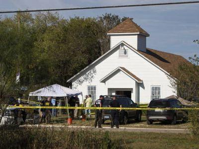 26 killed in church attack in Texas' worst mass shooting