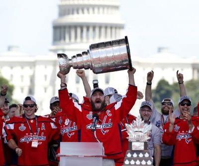 Washington Capitals have tough off-season ahead before they can defend title