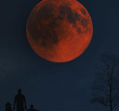 The Super Blood Wolf Moon Is Coming This Weekend