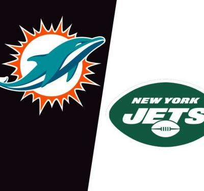 How to watch Dolphins vs Jets live stream online anywhere