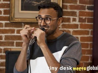 Aditya Prakash Ensemble: Tiny Desk Concert