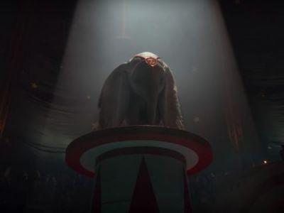 'Dumbo' Trailer: Tim Burton Gives Us a Dark, But Not Too Burton-Esque, Live-Action Take on the Disney Classic