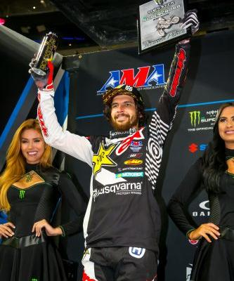 ANDERSON AND OSBORNE EXTEND SERIES POINTS LEADS AT MINNEAPOLIS SX