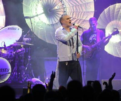 """Watch Morrissey Sing The Smiths' """"I Won't Share You"""" Live For The First Time"""