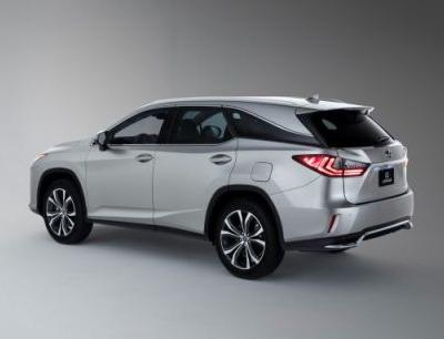 The Extra-Long Extra Charge: Lexus Announces Pricing for Three-Row RX Models