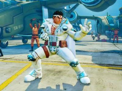 Ryu as Jin Saotome and Mech Abigail are Street Fighter V's Next Extra Battle Costumes