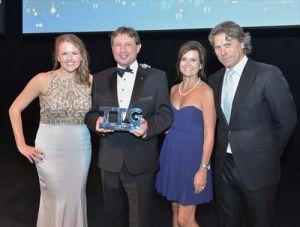 Mta UK office wins prestugious travel industry award