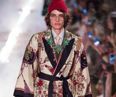Gucci's Resort 2019 Collection Is an Explosion of Colors, Prints, Shapes & Styles