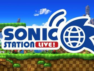 The first ever Sonic Station Live broadcast, which is kind of like a Nintendo Direct for Sonic, debuts next week