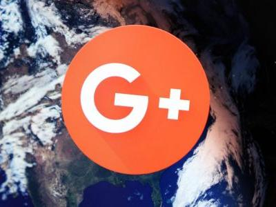 Google+ posts on the web redesigned with simplified comments view