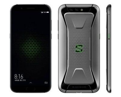 Xiaomi Black Shark gaming phone is a liquid-cooled monster