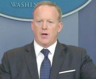 Sean Spicer Says He 'Absolutely' Regrets False Crowd Size Claim