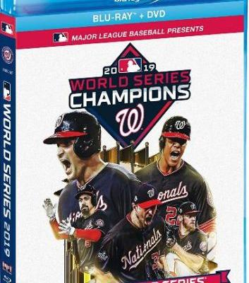 Blu-ray Review: MLB Presents The 2019 World Series