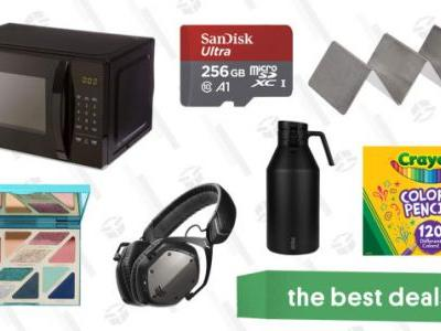 Monday's Best Deals: MicroSD Cards, Miir Drinkware, Crayola, and More