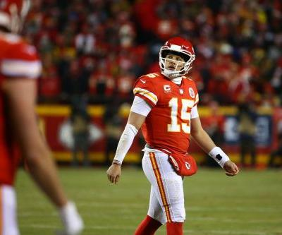 Opinion: Despite loss to Patriots, Patrick Mahomes and the Chiefs will be back to seize the AFC - and soon