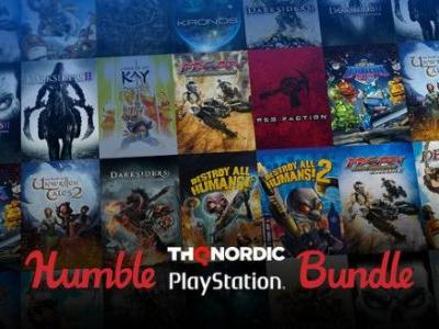 THQ Nordic Playstation Humble Bundle Encore Now Live, Get PS4 Games for $1