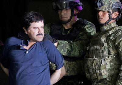 Mexico says drug lord 'El Chapo' Guzman extradited to US