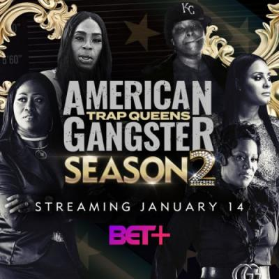 """""""American Gangster: Trap Queens"""" Season 2 Premieres This Week. With Lil Kim Narrating!"""