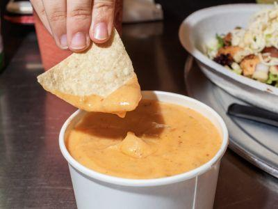 Chipotle's new queso dip could be a sign of 'desperation'