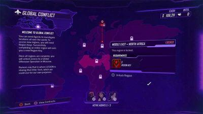 Agents Of Mayhem Global Conflict Guide