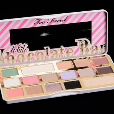 Too Faced White Chocolate Eyeshadow Palette Review, Photos, Swatches