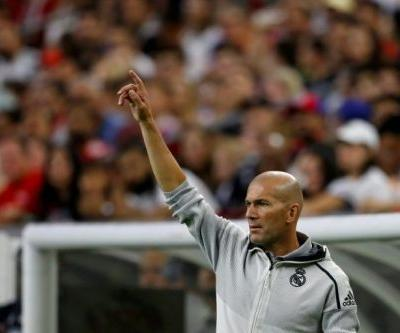 Zidane: Bale declined to play