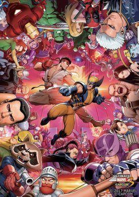 Ultimate Marvel vs. Capcom 3 Gets Release Date for PC/Xbox One, Physical Copies on PS4/Xbox One