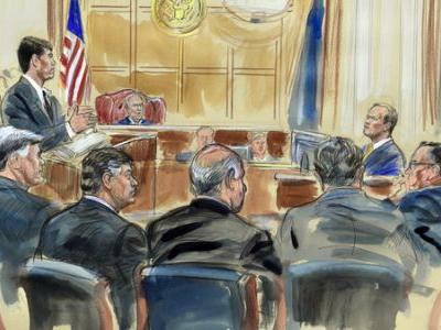 As Manafort Trial Continues, The Defense Gets Its Shot At Ex-Partner Rick Gates