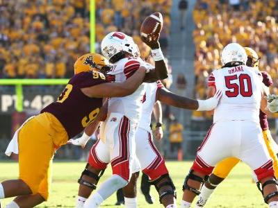 ASU defense finally comes up with takeaways, doubling its season interception total