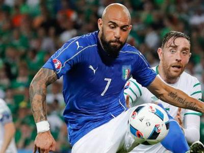Italy forward Simone Zaza in doubt for playoff vs. Sweden