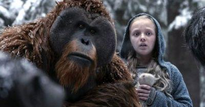 Dad Becomes Legend in War for the Planet of the Apes