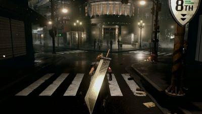 Square Enix is hiring for the Final Fantasy 7 Remake