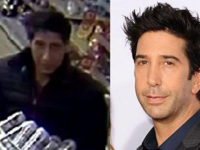 The one where Ross had an alibi: Beer thief suspect who looked like 'Friends' star arrested