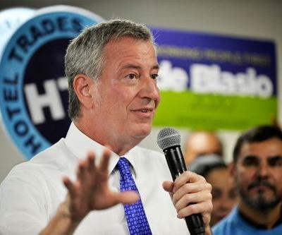 De Blasio insists he was in charge while campaigning during NYC power outage