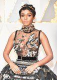 This Is Our Favorite Hair Accessory Janelle Monáe Has Worn Yet