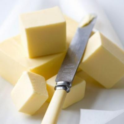 Thieves caught outside supermarket: 'butter late than never'
