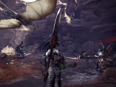 Monster Hunter World PC was delayed because it's the team's first PC game and wanted to get it right