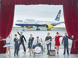 Icelandair crew to perform first ever in-flight theatre