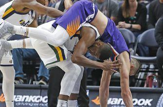 Jazz hold off Suns in preseason matchup