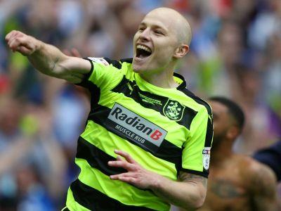Fairy tale complete! Huddersfield's penalty heroes battle to shock Premier League promotion