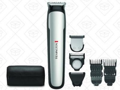 Remington's Versatile Beard and Stubble Trimmer Has Never Been Cheaper