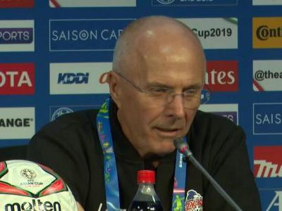 Eriksson encouraged by Philippines performance against South Korea despite defeat