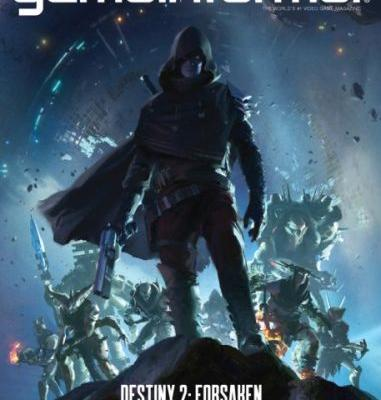 August Cover Revealed - Destiny 2: Forsaken