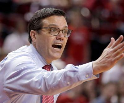 Nebraska fires outspoken men's basketball coach Tim Miles