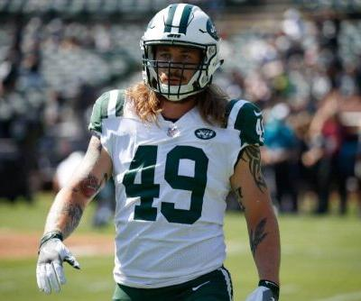 Jets' Dylan Donahue pleaded guilty to second DWI, faces suspension from NFL