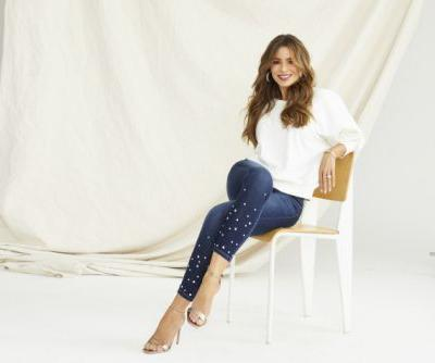 Sofía Vergara's New Denim Line Is Everything You Love About Expensive Brands-at Walmart Prices